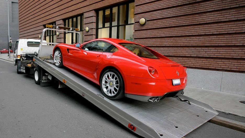 word image - Car Towing: Things you should know
