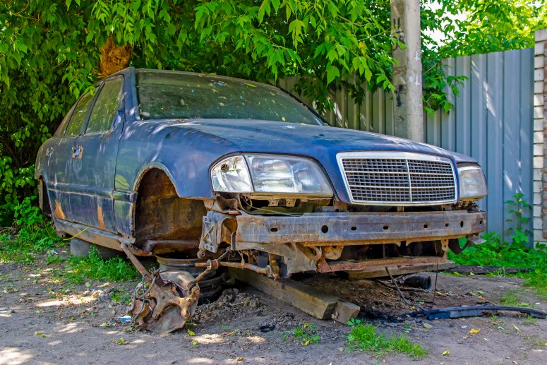 shutterstock 1100891630 775x517 - Your Guide to Getting Cash for Your Junk Car in Denver